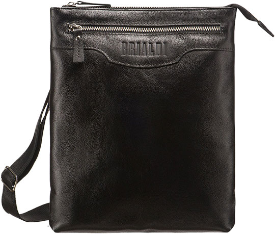 Кожаные сумки Brialdi GRADO-bl