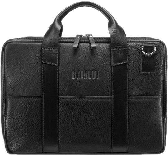 Кожаные сумки Brialdi GRAND-LOCKE-bl