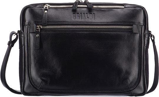 Кожаные сумки Brialdi GARLAND-bl-edition