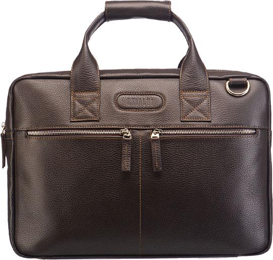 где купить Кожаные сумки Brialdi GLENDALE-relief-br по лучшей цене