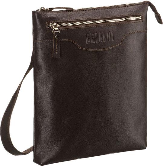 Кожаные сумки Brialdi GRADO-br клатчи brialdi orlando br