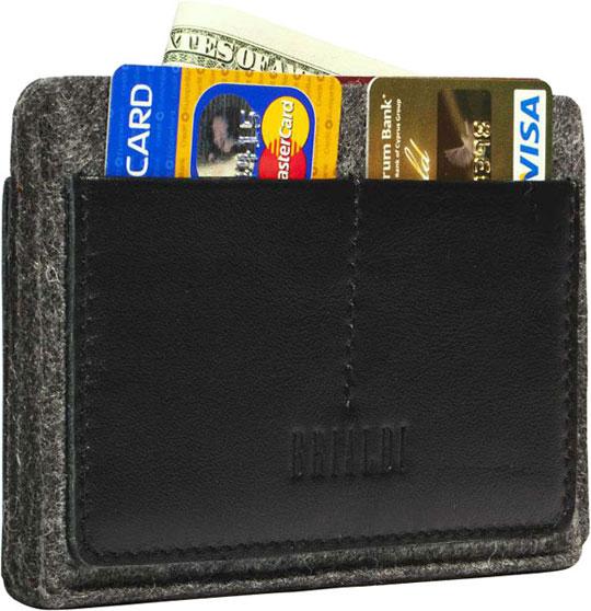 Кошельки бумажники и портмоне Brialdi HENNA-bl хоби жд росо где николаев