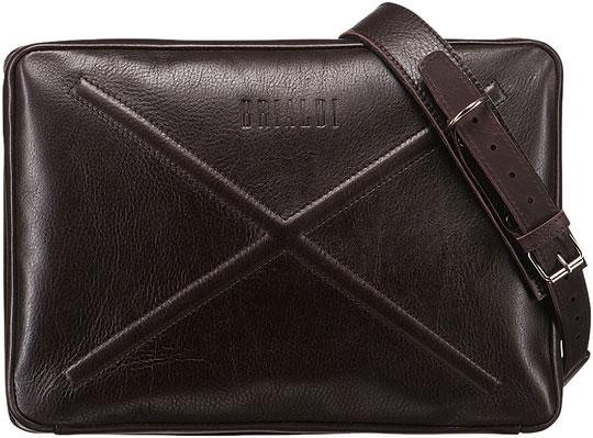 купить Кожаные сумки Brialdi KILLEEN-br по цене 7950 рублей