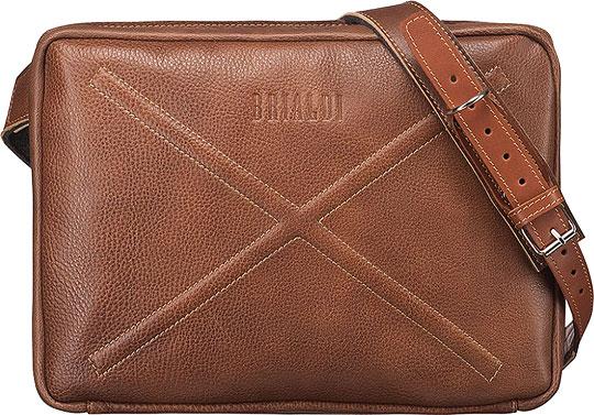 Кожаные сумки Brialdi KILLEEN-red недорого