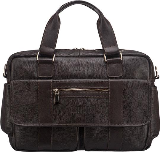 Кожаные сумки Brialdi KING-relief-br