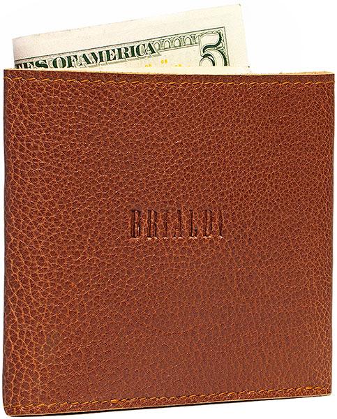 Кошельки бумажники и портмоне Brialdi KOMO-red