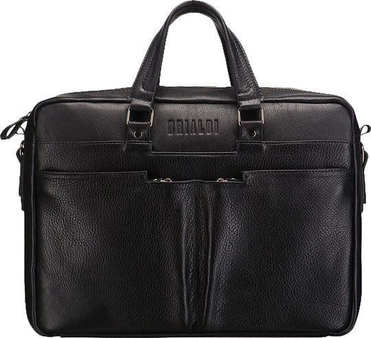 Кожаные сумки Brialdi LAKEWOOD-bl