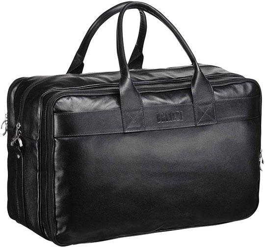 Кожаные сумки Brialdi LANCASTER-bl от AllTime