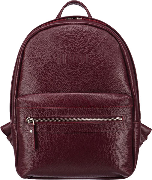 Рюкзаки Brialdi LEONORA-relief-cherry рюкзаки brialdi melbourne relief br