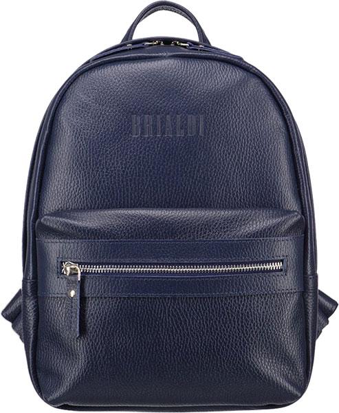 Рюкзаки Brialdi LEONORA-relief-navi рюкзаки zipit рюкзак shell backpacks