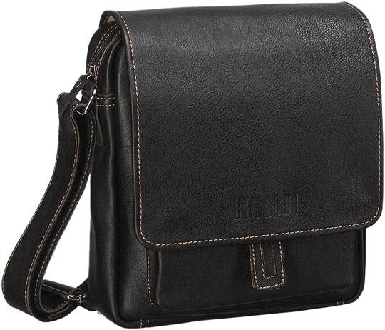 Кожаные сумки Brialdi LUCCA-bl