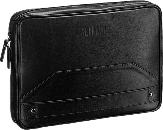 Кожаные сумки Brialdi LANDER-bl