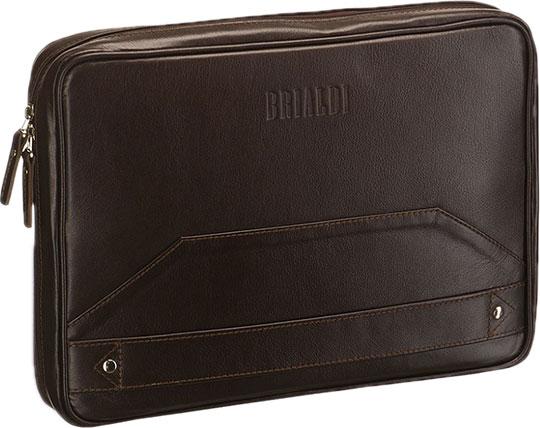 Кожаные сумки Brialdi LANDER-br сумка через плечо brialdi business norman norman shiny black