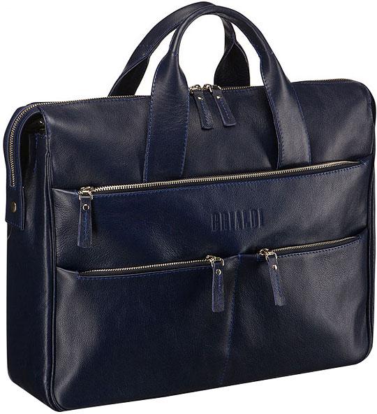 Кожаные сумки Brialdi MANCHESTER-navi