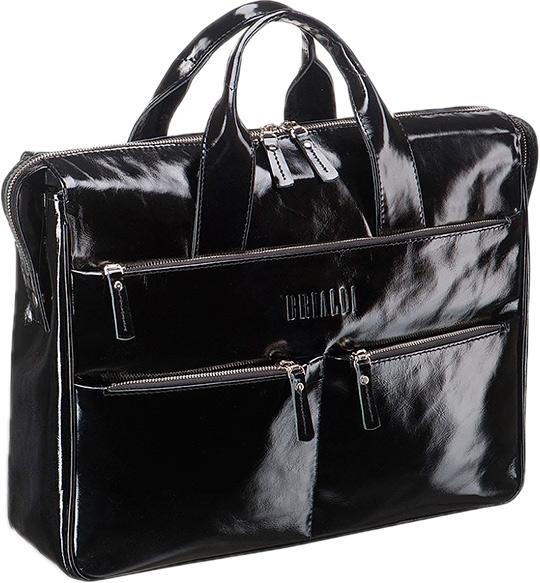 Кожаные сумки Brialdi MANCHESTER-shiny-bl
