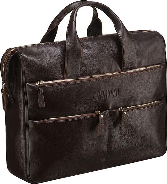 Кожаные сумки Brialdi MANCHESTER-shiny-br