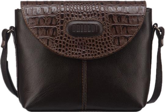 купить Кожаные сумки Brialdi MELISSA-br по цене 3320 рублей