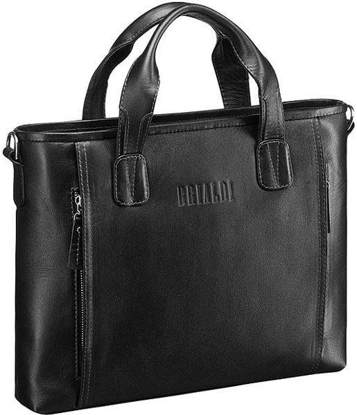 Кожаные сумки Brialdi MESTRE-bl