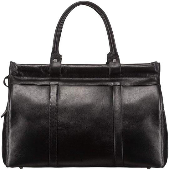 Кожаные сумки Brialdi MIDLAND-bl
