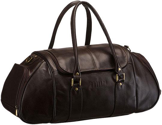 купить Кожаные сумки Brialdi MODENA-br по цене 15950 рублей