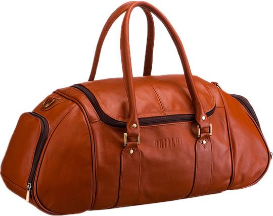 Кожаные сумки Brialdi MODENA-whiskey