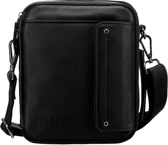 Кожаные сумки Brialdi MONTONE-relief-bl