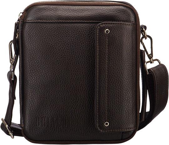 Кожаные сумки Brialdi MONTONE-relief-br цена и фото