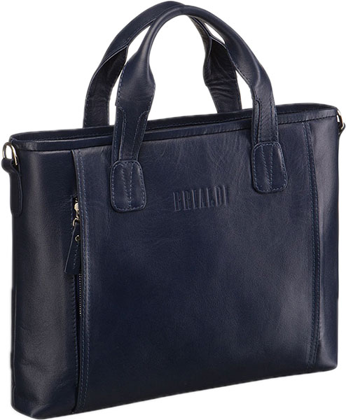 Кожаные сумки Brialdi MESTRE-navi кожаные сумки brialdi lincoln navi