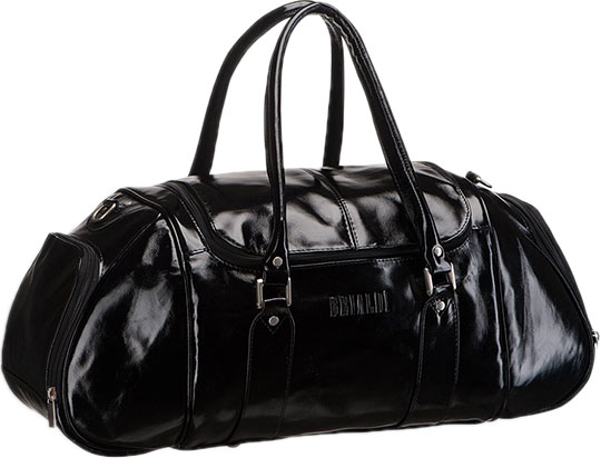 Кожаные сумки Brialdi MODENA-shiny-bl сумка через плечо brialdi business norman norman shiny black