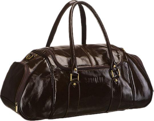 Кожаные сумки Brialdi MODENA-shiny-br сумка через плечо brialdi business norman norman shiny black