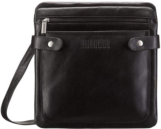 Кожаные сумки Brialdi NEVADA-bl