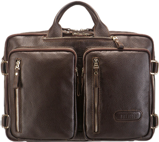 Кожаные сумки Brialdi NORMAN-relief-br сумка через плечо brialdi business norman norman shiny black
