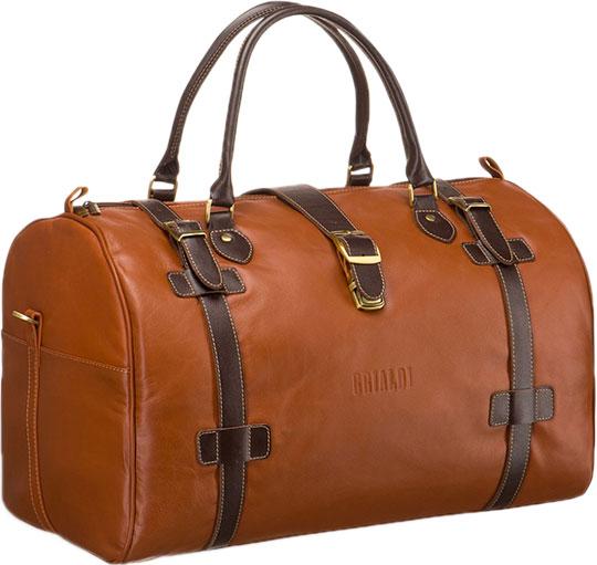 купить Кожаные сумки Brialdi NEBRASKA-whiskey по цене 13560 рублей