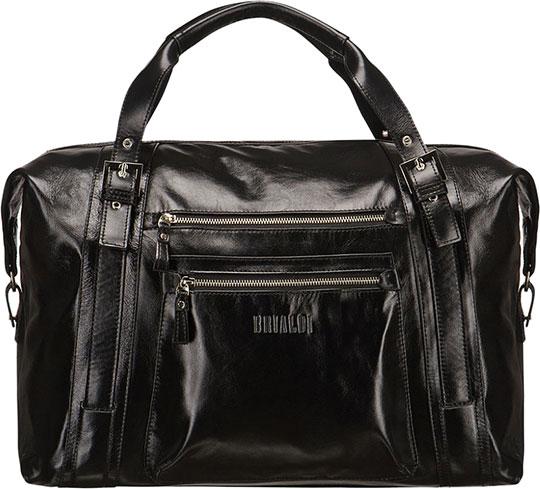 Кожаные сумки Brialdi OREGON-shiny-bl
