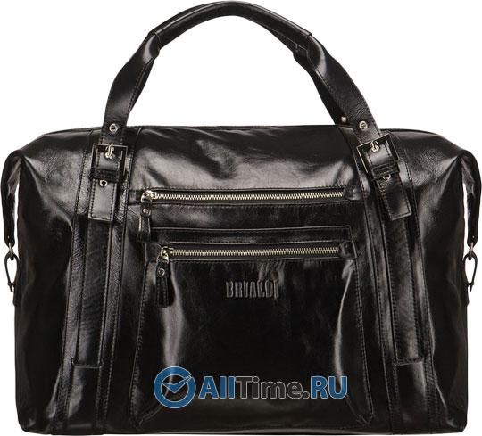 Кожаные сумки Brialdi OREGON-bl от AllTime