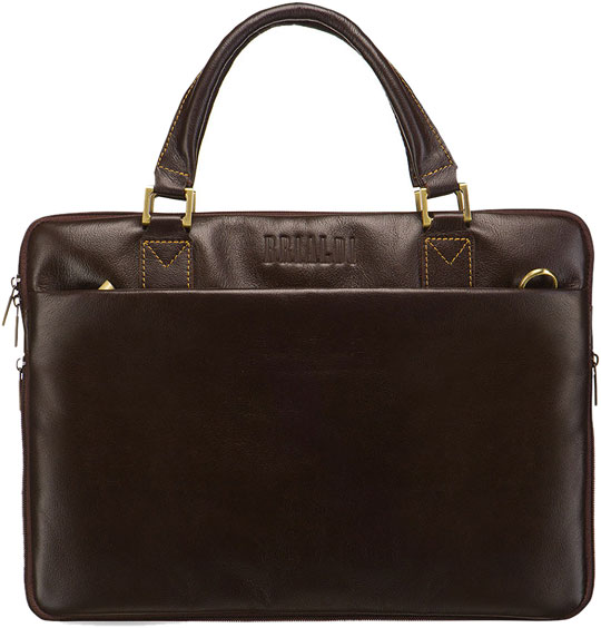 все цены на Кожаные сумки Brialdi OSTIN-br онлайн