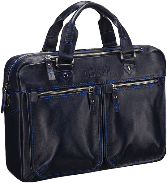 Кожаные сумки Brialdi PARMA-navi кожаные сумки brialdi lincoln navi