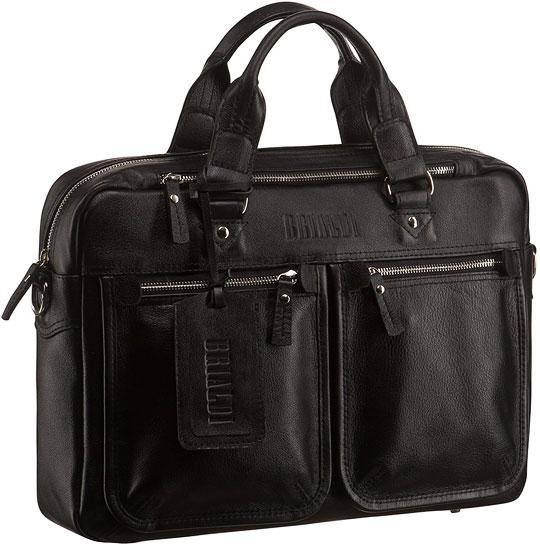 Купить со скидкой Кожаные сумки Brialdi PARMA-bl