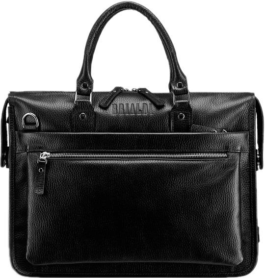 цена Кожаные сумки Brialdi PASCAL-relief-bl онлайн в 2017 году