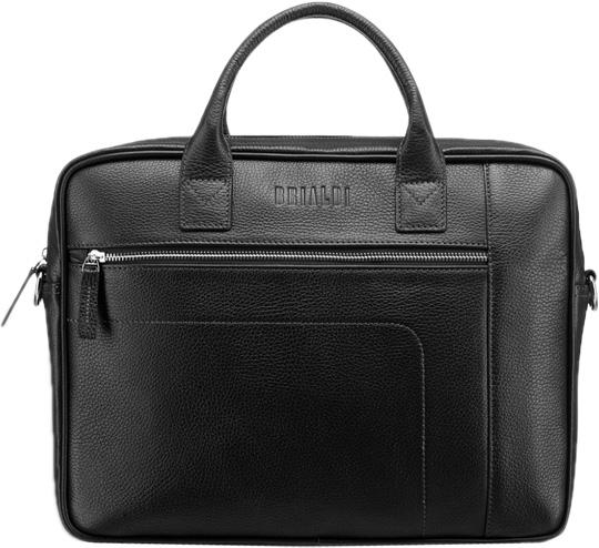 Кожаные сумки Brialdi ROCHESTER-relief-bl