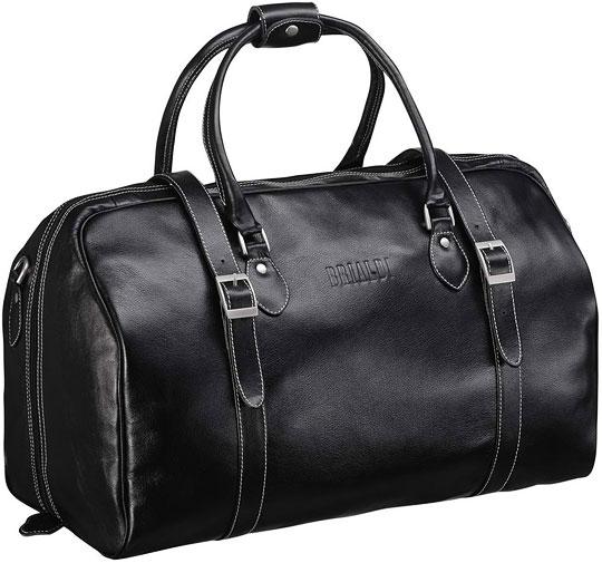 Кожаные сумки Brialdi ROCKFORD-bl от AllTime