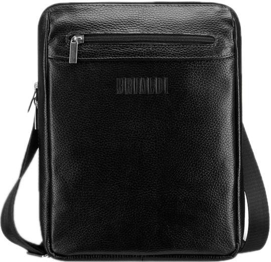 цена Кожаные сумки Brialdi THOREAU-relief-bl онлайн в 2017 году