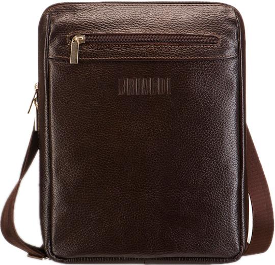 Кожаные сумки Brialdi THOREAU-relief-br кожаные сумки brialdi king relief br