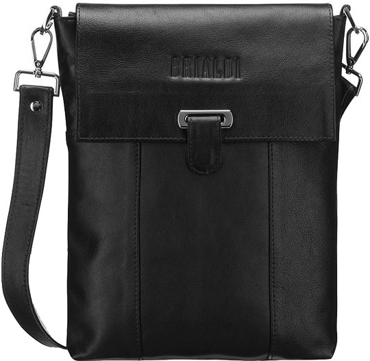 Кожаные сумки Brialdi TORONTO-bl
