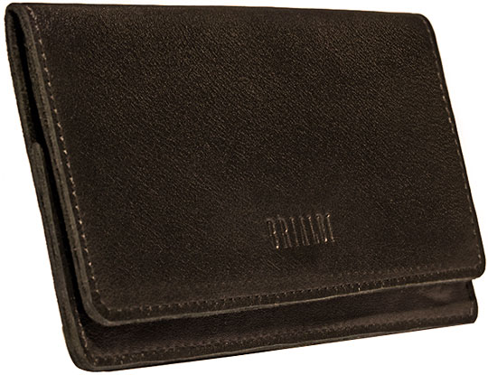 Кошельки бумажники и портмоне Brialdi TRAPANI-br кошельки бумажники и портмоне brialdi henna bl