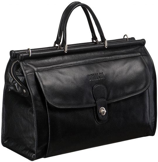 Кожаные сумки Brialdi TRENTO-bl