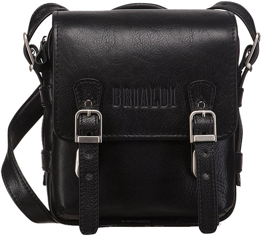 Кожаные сумки Brialdi TRIESTE-bl