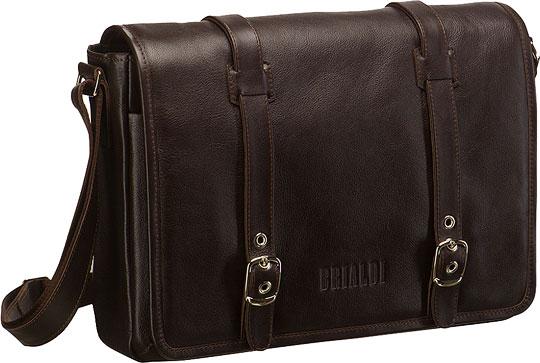 где купить Кожаные сумки Brialdi TURIN-br по лучшей цене