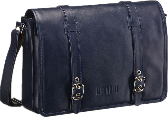 Кожаные сумки Brialdi TURIN-navi кожаные сумки brialdi lincoln navi