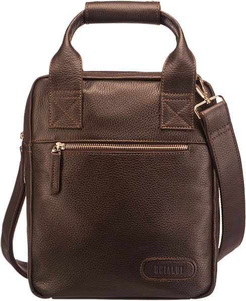 купить Кожаные сумки Brialdi VALBONA-relief-hazel по цене 6360 рублей